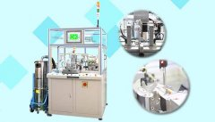 High Precision Two-station automatic balancing machine
