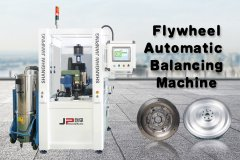 Jp automatic balancing machine for car flywheel
