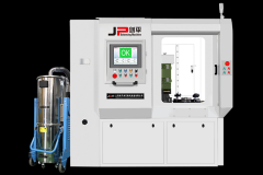 JP vertical milling automatic balancing machine for brake di