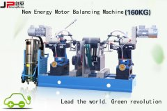 Improve new energy motor market-Dynamic balancing technology