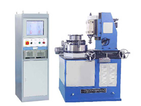Brake Disc Manual Milling Balancing Machine