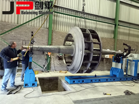 Causes and solutions for industrial fan impellers balancing