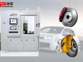 High Precision Brake Disc Balancing Machine