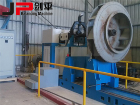 Fan Horizontal Balancing Machine