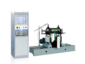 Influence Factor of JP Motor Balancing Machine