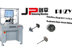 Turbocharger rotor balancer machine for your car