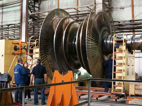 What Causes Turbine Balancing M