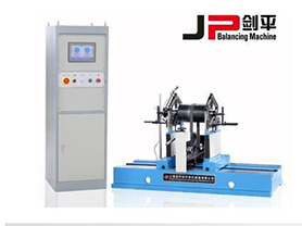 Horizontal Belt Drive Balancing Machines