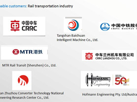 Valuable Customers Rail Transportation Industry