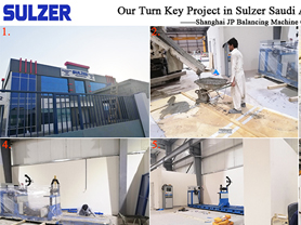 Balancing Machines In Sulzer Indonesia