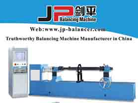 Drive Shaft Balancing Machine-I