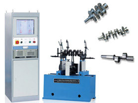Balancing Machine for Car Crankshaft