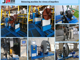 Fan Impeller Balancing Machine