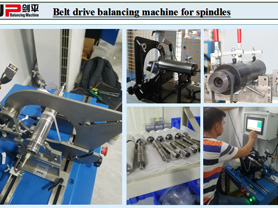Spindle Balancing Machines
