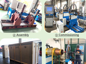 Customized Balancing Machine Production