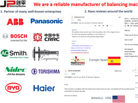 Manufactory of Balancing Machines
