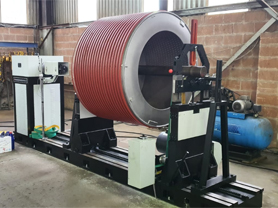 Balancing Machine for Centrifugal Basket