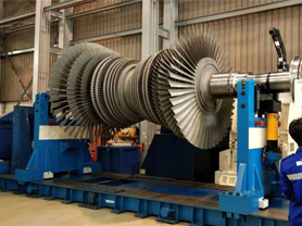 Steam Turbine Rotor Balancing M